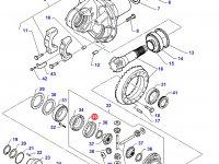 Корпус дифференциала приводного моста трактора Challenger — 3765020M92