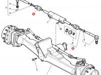 Шарнирный наконечник рулевой тяги трактора Challenger — 3765176M1