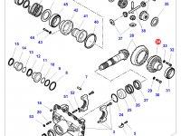 Корпус дифференциала приводного моста трактора Challenger — 3766061M91