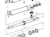 Рулевой цилиндр трактора Massey Ferguson (задний ведущий мост) — 3773718M91