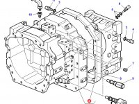 Картер КПП трактор Challenger — 3779362M1