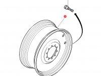 Задний колесный диск трактора Challenger (DWW14Lx38) — 3784119M1