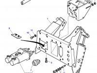 Тормозной цилиндр трактора Challenger — 3786100M2