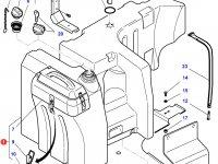 Топливный бак трактора Massey Ferguson (270 литров) — 3786757M99