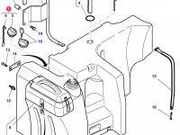 Топливный бак трактора Challenger — 3786759M98