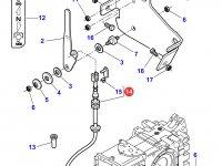 Трос управления ВОМ трактора Massey Ferguson — 3788796M2