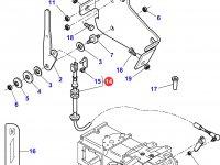 Трос управления ВОМ трактора Massey Ferguson — 3788797M2