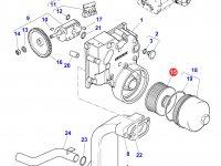 Гидравлический фильтр трактора Massey Ferguson» — 3790002M1