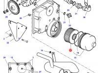 Фильтр крышки гидравлического насоса 150L трактора Challenger — 3790002M1