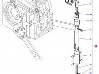 Раскос навески трактора Challenger — 3792920M1