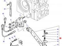 Правая тяга навески трактора Challenger — 3793227M92