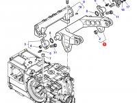 Рычаг навески трактора Massey Ferguson — 3794683M11