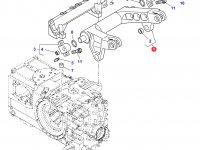 Рычаг навески трактора Massey Ferguson — 3794683M12