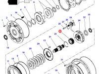 Шестерня мультипликатора КПП трактора Challenger — 3796293M3