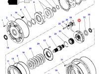 Планетарная передача мультипликатора КПП трактора Challenger (до серийного/двигателя №V337050) — 3796294M8