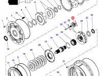 Шестерня мультипликатора КПП трактора Challenger — 3796297M3