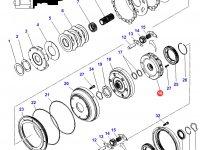Планетарная передача мультипликатора КПП трактора Challenger — 3796315M2