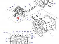 Крышка КПП трактора Challenger — 3796359M6