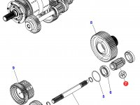 Шестерня реверса КПП трактора Massey Ferguson — 3796375M2