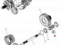 Шестерня реверса КПП трактора Challenger — 3796375M2
