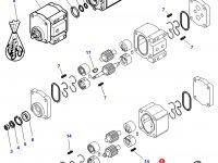 Насос гидравлический трактора Challenger — 3797116M2