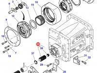 Вал понижающей передачи КПП трактора Massey Ferguson — 3798457M11