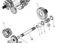 Промежуточный вал КПП трактор Challenger — 3799226M1