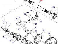 Вал отбора мощности (ВОМ) трактора Massey Ferguson — 3799951M1
