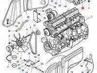 Стартер трактора Challenger — 3823621M91