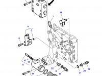 Гидравлический фильтр трактора Challenger — 3902287M1