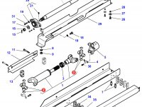 Крестовина карданного вала привода переднего моста трактора Challenger — 3903646M1