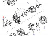 Шкив (ролик) ремня генератора трактора Challenger — 3903828M1