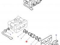 Муфту гидравлическую быстроразъемную трактора Challenger — 3903972M91