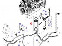 Топливный фильтр сепаратор на трактор Challenger — 3905873M91