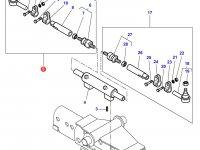 Правая рулевая тяга трактора Massey Ferguson (задний ведущий мост) — 3907207M91