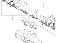 Рулевой наконечник (правый) трактора Challenger — 3907674M1
