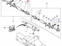Шарнирный наконечник рулевой тяги трактора Challenger — 3907675M91
