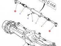 Рулевой наконечник трактора Challenger — 3909317M91