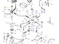 Гидравлический фильтр трактора Massey Ferguson» — 3909472M91
