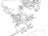 Коробка переключения передач (КПП) — 45358900