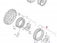 Передний колесный диск - W8x32 — 34582500