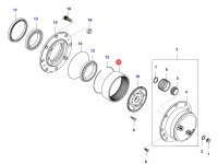 Коронная шестерня — 35853200