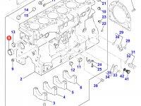 Вкладыши распредвала двигателя Perkins трактора Massey Ferguson — 4226301M1