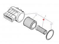 Воздушный фильтр вставка трактора Challenger — 4270018M1