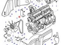 Ремень генератора трактора Challenger (1950 мм) — 4275545M3