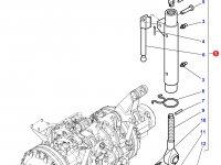 Центральный винт задней навески трактора Challenger (754/974 мм) — 4275811M91