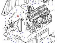 Ремень генератора трактора Challenger — 4275919M1
