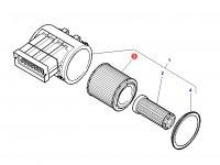 Воздушный фильтр большой трактора Challenger — 4278631M1