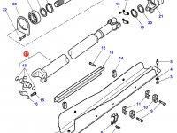 Карданный вал привода переднего моста трактора Challenger (Tier 3) — 4280128M91