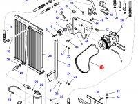 Ремень компрессора кондиционера трактора Challenger (1100 мм) — 4281345M1